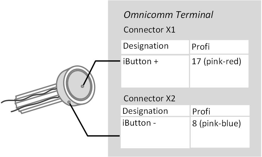 iButton Connection