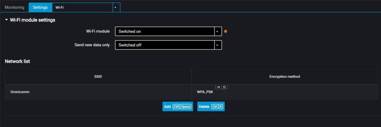Wi-Fi Data Transmission — OmniDoc